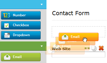 PHP Contact Forms and Online Survey Builder - EmailMeForm