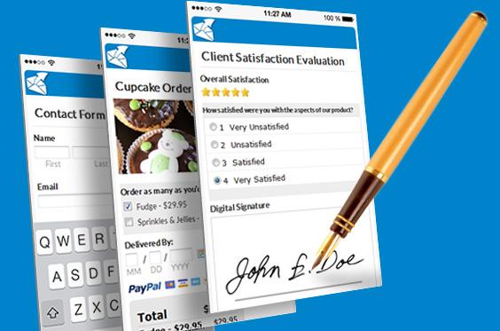 EmailMeForm - Online Form Builder. Online Surveys, Web Forms